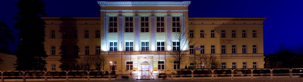 Budynek Liceum Ogólnokształcącego